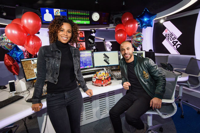 rochelle-humes-marvin-radio-show