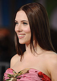 Scarlett Johansson, brunette, hair colour, blonde, He's Just Not That Into You