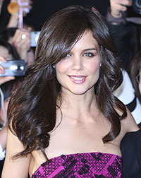Katie Holmes,hair extentions,Tokyo,Valkyrie,care,maintaining,weight