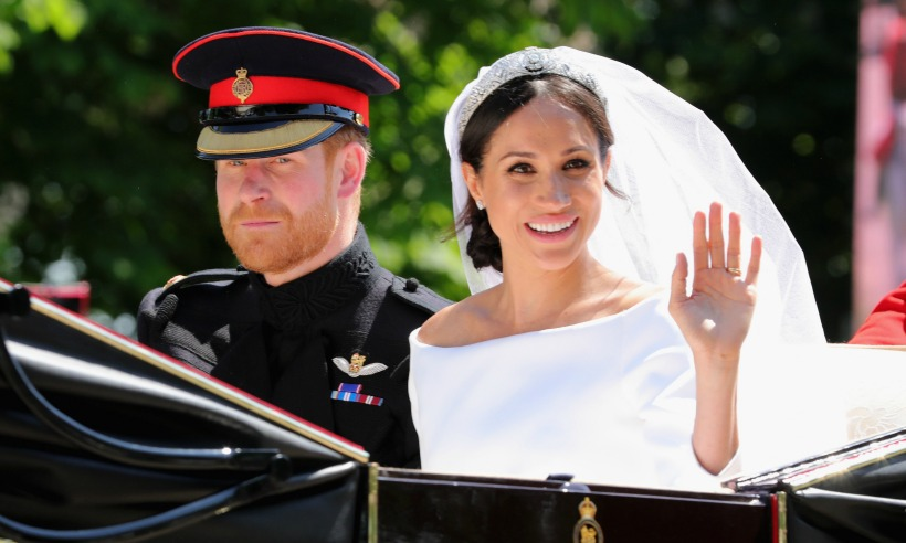 video how to recreate meghan markle s wedding day hair at