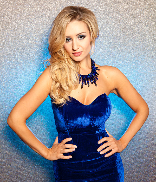 Catherine Tyldesley from Coronation Street