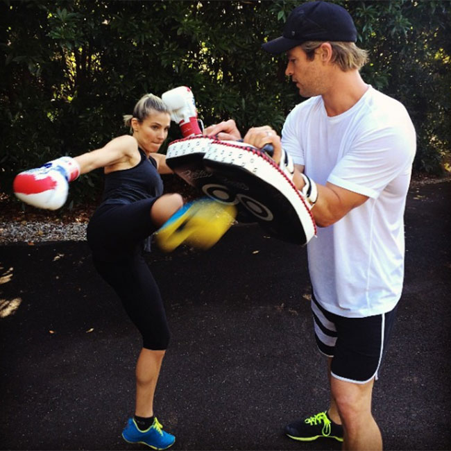 chris-hemsworth-workout-wife