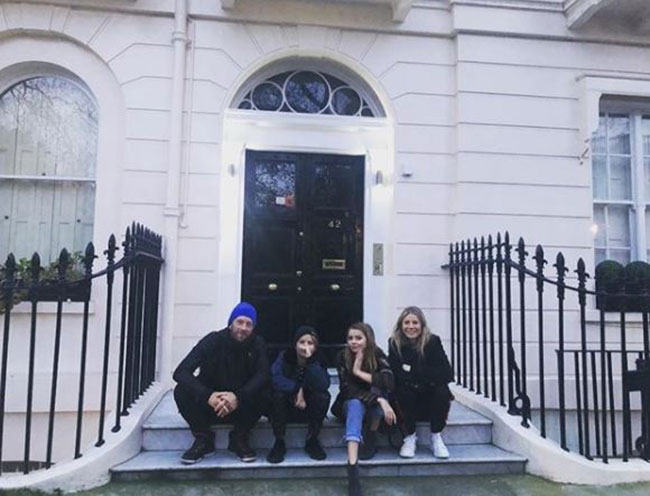 Gwyneth-Paltrow-chris-martin-family-london-instagram