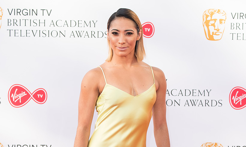Karen Clifton at BAFTA
