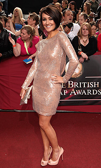 soap awards, makeup, eye liner, tips, tip, Cassie Lomas, expert, Claire Cooper, favourite, celebrity