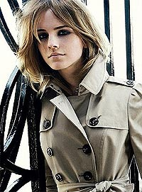 get the look, emma watson, recreate, makeup, burberry, campaign, professional, make up expert, smoky, eyes, celebrity, step by step