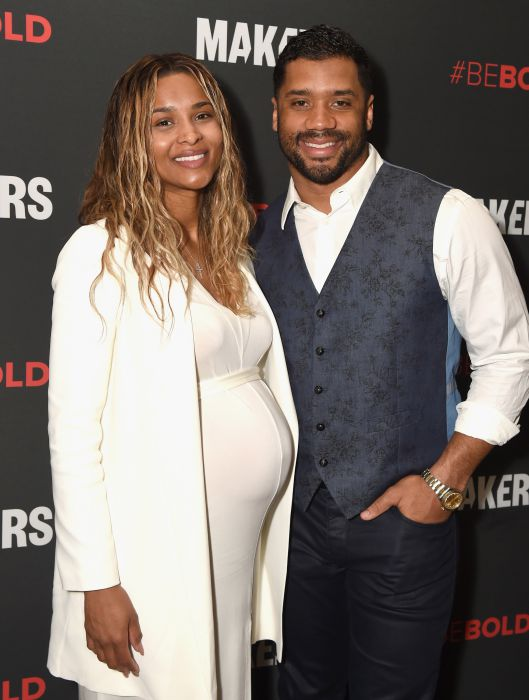 Ciara-Russell-Wilson-makers-conference