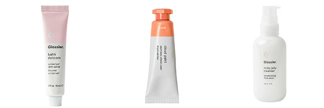 glossier-products