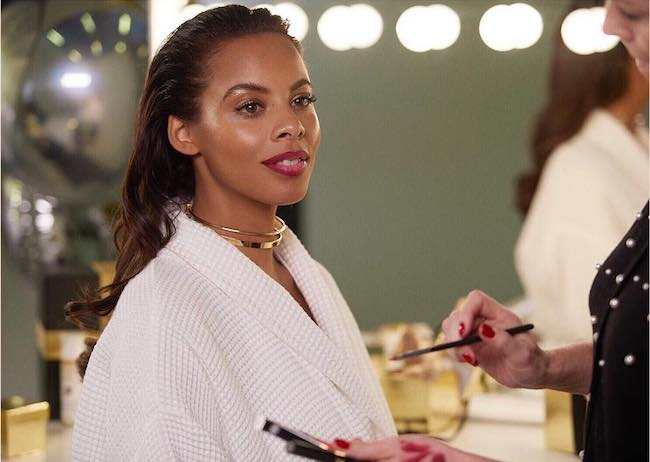 rochelle-humes-maxfactor-lipstick