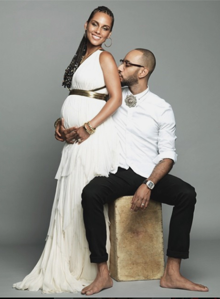Alicia Keys announces second pregnancy