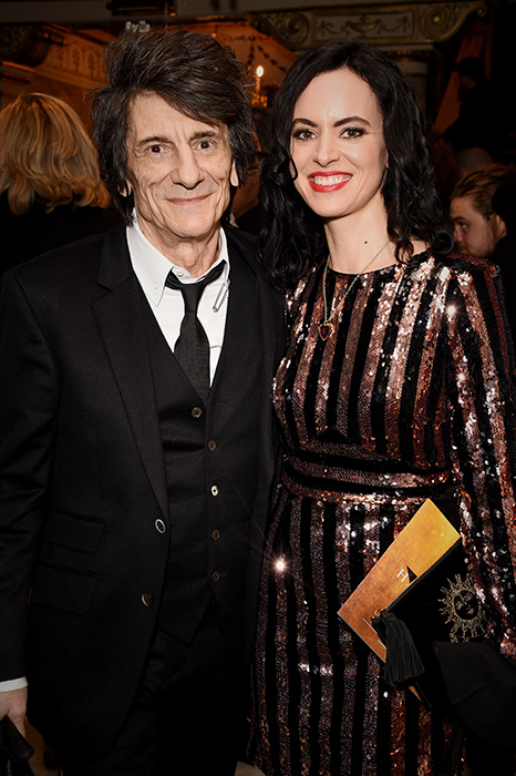 ronnie-wood-and-wife-sally-at-hamilton