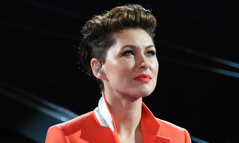 emma willis two daughters instagram photo
