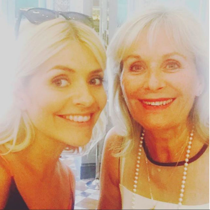 Mother's Day: How Celebrities Including Holly Willoughby