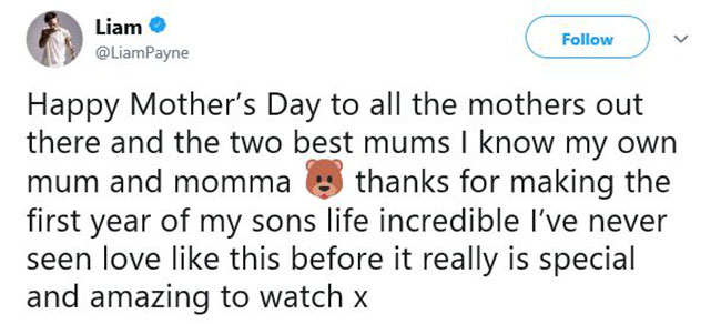 liam-payne-mothers-day-tribute