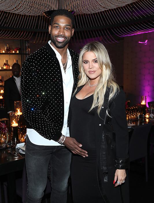 khloe-kardashian-and-tristan-thompson-february-2018