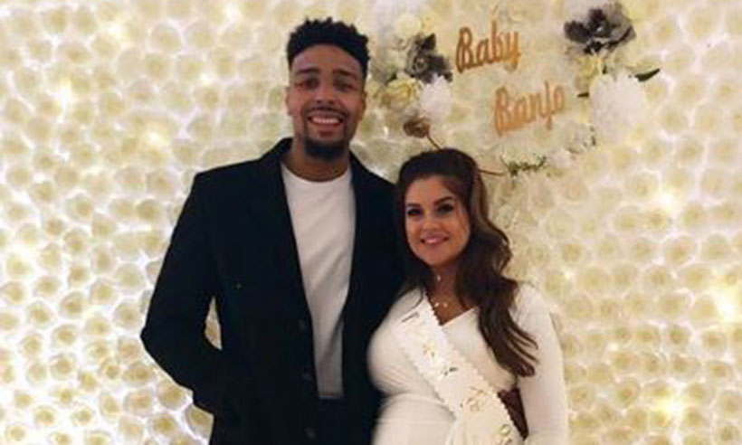 jordan banjo girlfriend baby