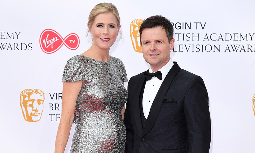 Ali astall's due date revealed