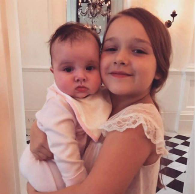 harper-beckham-birthday-cousin-peggy