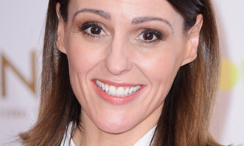 suranne-jones-ntas-pamper-facemask