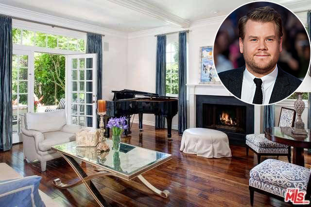 Celebrity Living Rooms You Ll Want To Copy Photo