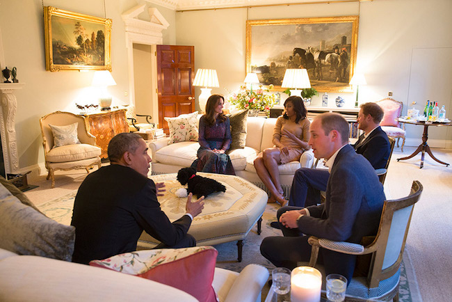 kensington-palace-interior-kate-middleton-obama-visit