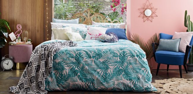 primark home tropical trend