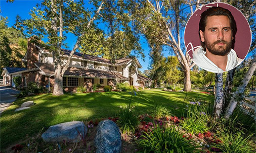 Scott Disick buys amazing £2.3million house – will Sofia Richie be moving in?