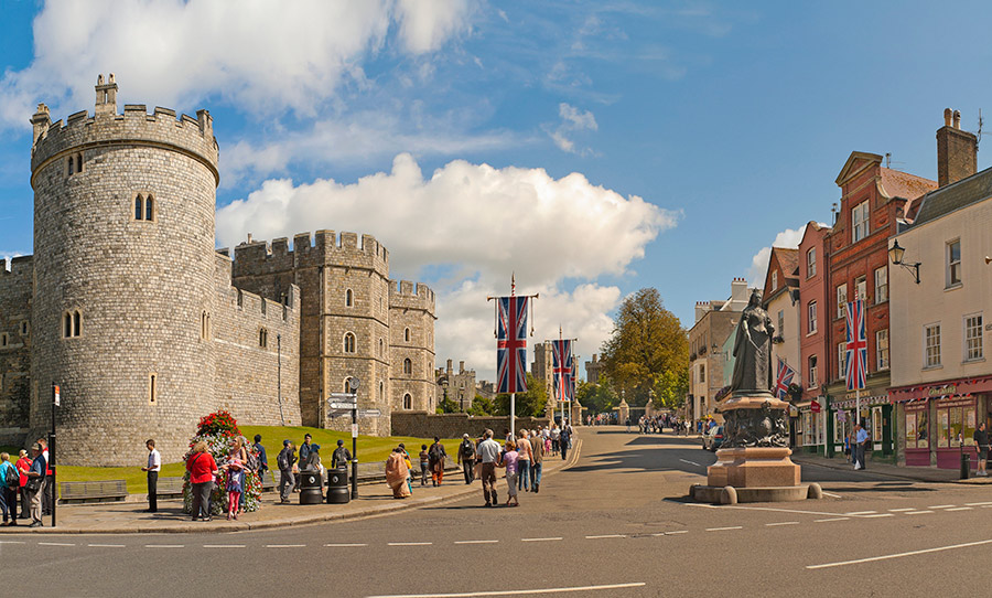 Windsor-town-centre