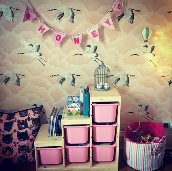 Fearne-Cotton-daughter-Honey-bedroom