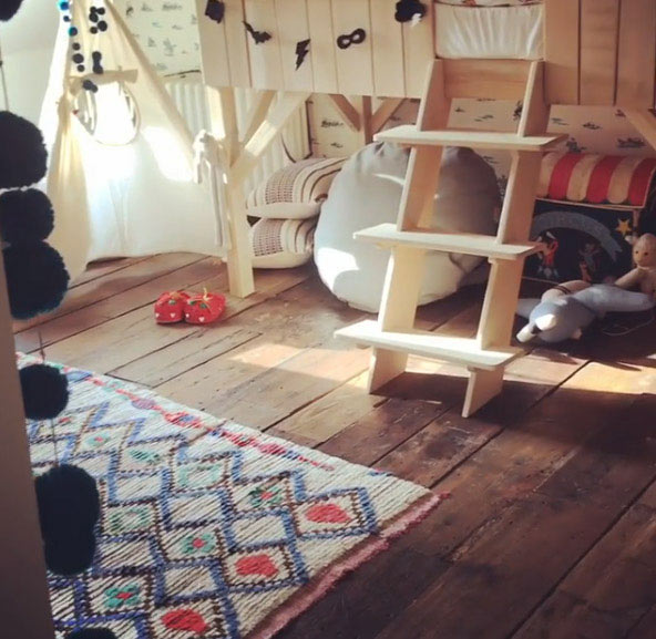 Jamie-Oliver-son-Buddy-bedroom