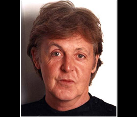 Paul McCartney To Receive A Lifetime Achievement Award From Amnesty International USA