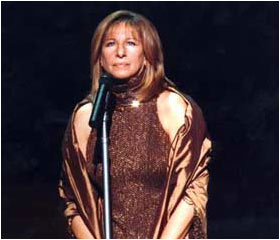 Barbra Streisand's mother has died aged 93