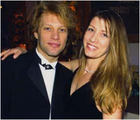 Jon Bon Jovi And Wife Dorothea Celebrate The Birth Of A Baby Boy