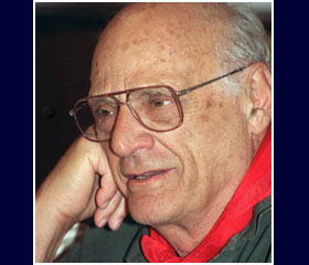 Legendary playwright Arthur Miller receives the Prince of Asturias Award, the highest literary honour in Spain