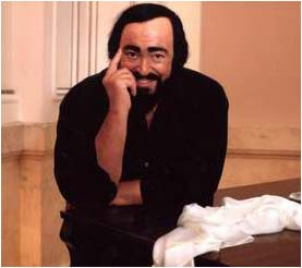 Luciano Pavarotti hints at retirement following withdrawal from a concert in New York