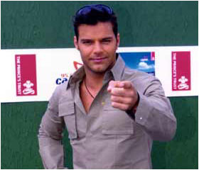 Ricky Martin the latest act to sign up for the Queen's jubilee concert