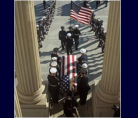 Gerald Ford funeral