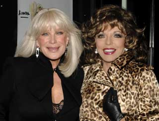 Linda and Joan present Legends