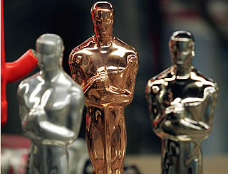 Oscar preparations underway