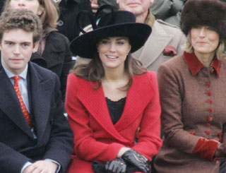 Kate Middleton tops beauty poll