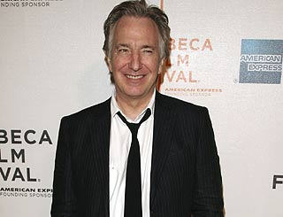 Happy Birthday Alan Rickman!