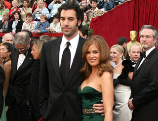 Sacha turns down Oscar presenting role