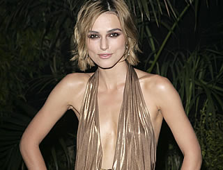 Keira Knightley turns 22