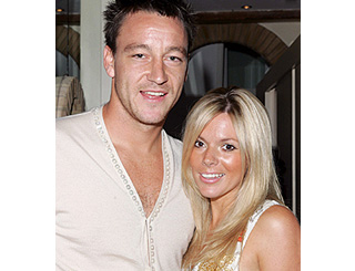 John Terry ties the knot
