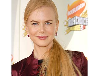 Nicole Kidman the 'face' of Nintendo's latest game