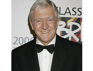 Michael Parkinson to retire from talk shows