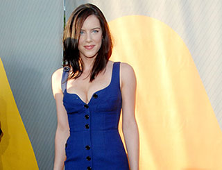 Michelle Ryan settles into Hollywood