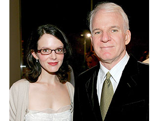 Steve Martin weds in suprise ceremony