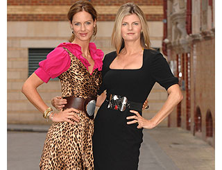 Trinny and Suzannah launch Littlewoods line