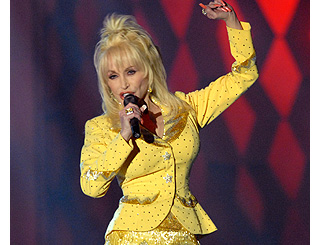 "Dolly Parton vows she'll ""never retire"""